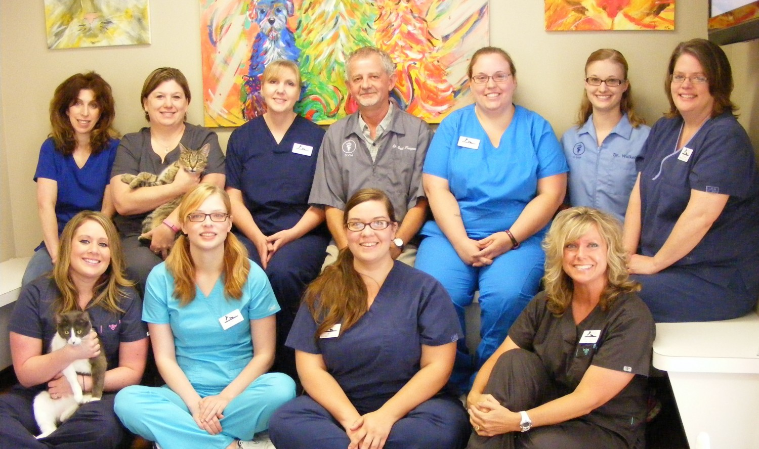 Clyde Park Veterinary Clinic - Veterinarians serving Grand Rapids, Wyoming, Grandville, and Byron Center - Welcome to our site!